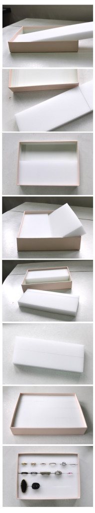 How to make a ring box tutorial for cheap and in 5 minutes