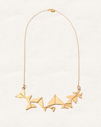 Petals on a bloom necklace saught singapore social enterprise jewelry