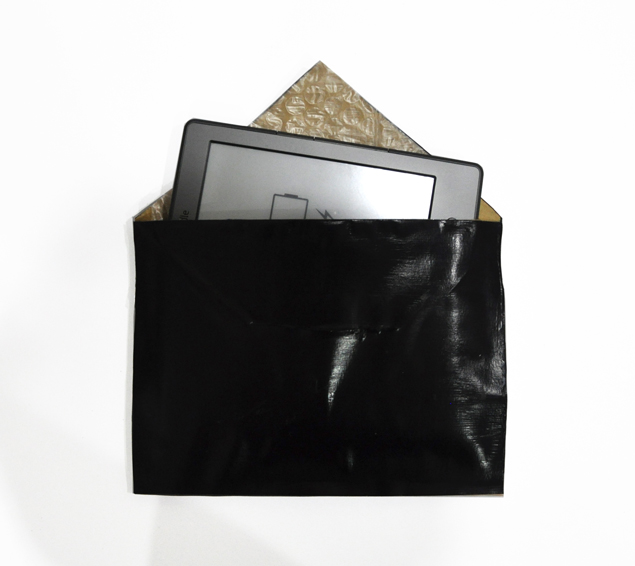 how to make a kindle or ipad sleeve tutorial 14