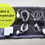 wire organizer DIY tutorial