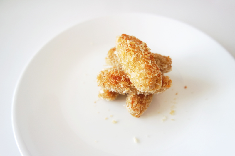 Easy finger food: Tuna croquettes - micheleng.com